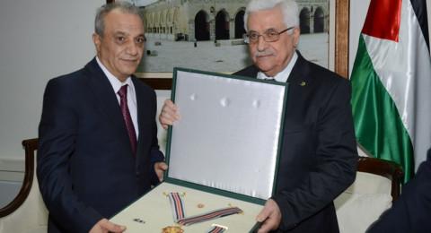 رئيس جهاز المخابرات الفلسطيني يحدد موقف السلطة من الأزمة الخليجية