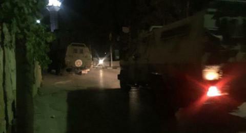 مواجهات مع الجيش الاسرائيلي ادت الى اصابات واعتقال شاب بجنين
