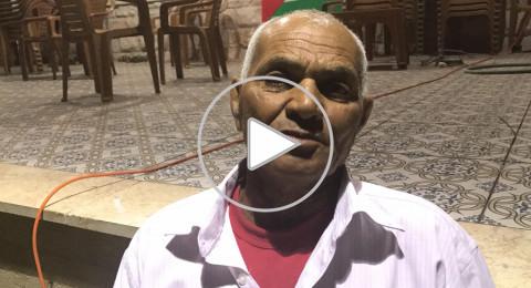 الاسير المحرر محمود مصاروة يشرك