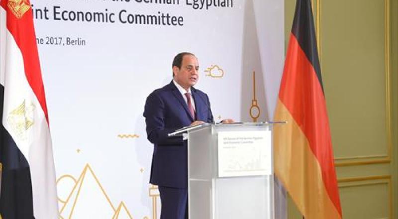 السيسي يتعهد بوضع مصر ضمن أفضل 30 اقتصادا