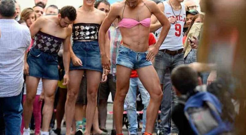بئر السبع : تهديد في عملية ارهابية خلال موكب فخر مثليي الجنس واعتقال المشتبه
