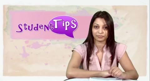 student tips: بناء وتخطيط السيرة الذاتية