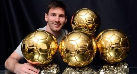تغيير كبير باختيار اسم الفائز بجائزة الكرة الذهبية