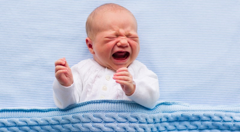 أفضل طرق لعلاج الامساك عند الرضع حديثي الولادة