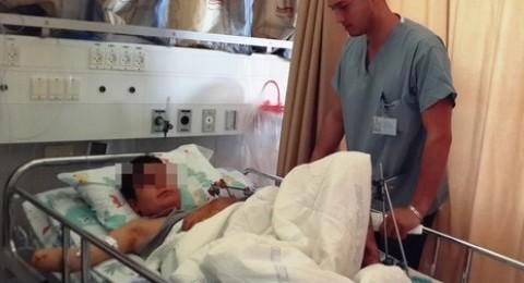 مستشفيات إسرائيلية: ما زلنا نعالج المصابين السوريين ولكننا نتذمر من التكاليف