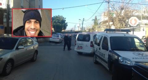 يافا: مقتل الشاب