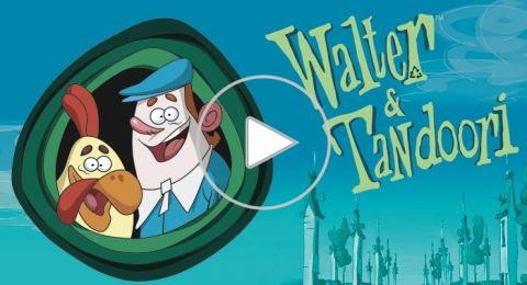 والتر و تندوري - الحلقة 8