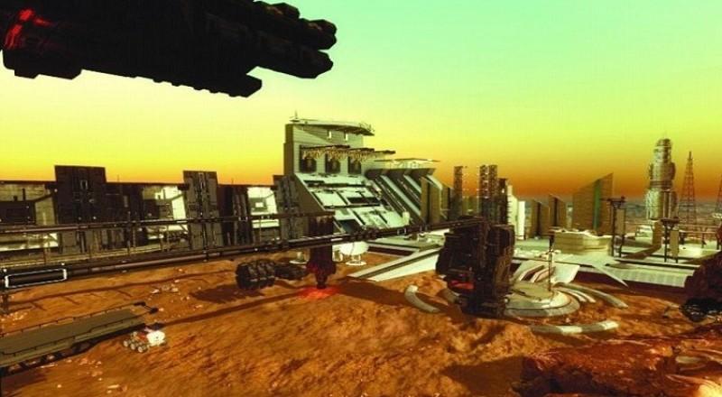 الإمارات ستبني مدينة على المريخ!