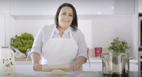 ورشات طبخ من طاره مع ماستر شيف نوف عثاملة