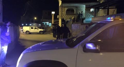 إطلاق نار في كفر قرع يسفر عن إصابة مواطن