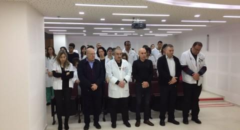 الناصرة، المستشفى الفرنسي: احتجاج واسع على قتل الممرضة في حولون