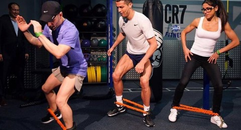 كريستيانو رونالدو يبوح بسر محافظته على لياقته البدنية