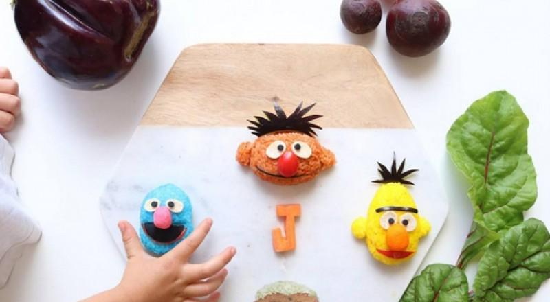 أم تبتكر حيلة رائعة لإقناع أطفالها تناول وجبات طعام صحية