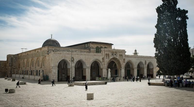 المسجد الأقصى المطلوب الأول على قائمة التّهويد بالقدس