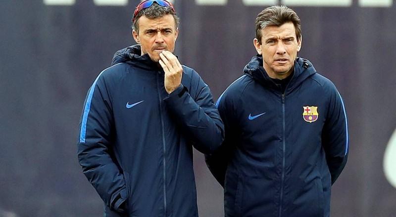 إنييستا يحدد أفضل خليفة لإنريكي في تدريب برشلونة
