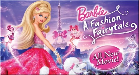 باربي في عالم الازياء - مدبلج Barbie A Fashion Fairytale