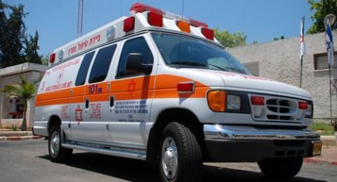 كارثة! سقوط بوابة حديدة على 4 طفلات في زيمر وإصابتهن بجراح بالغة!