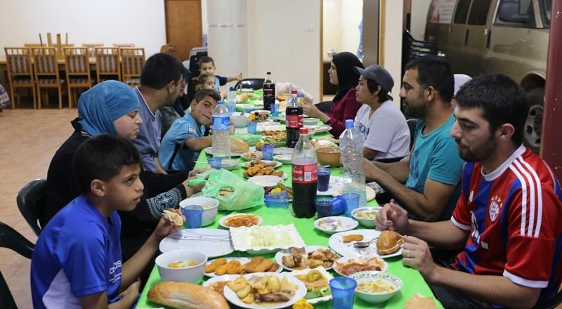 سخنين: رمضان يجمع عائلة وحيد خلايلة على طاولة واحدة