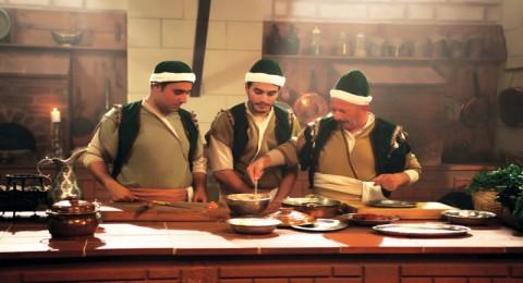 طباخ السلطان - الحلقة 18