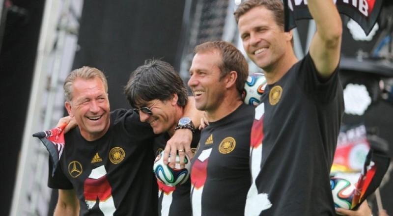 رئيس اتحاد الكرة الالماني: