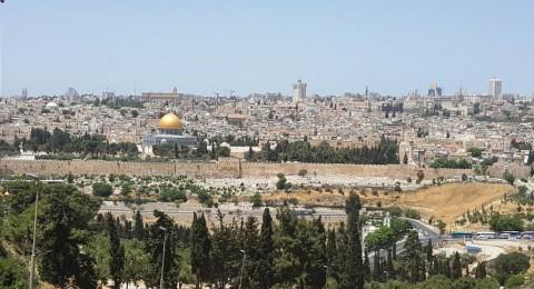 44 مستوطنًا يقتحمون الاقصى ودعوات لتكثيف الزيارات للقدس