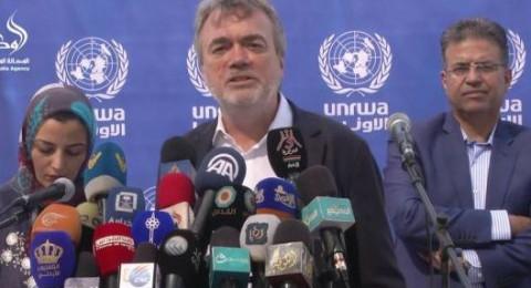 مسؤول أممي: غزة دخلت وضعاً مأساوياً