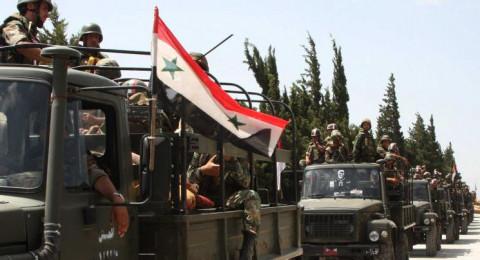 قصف أمريكي على قوات تابعة للنظام السوري