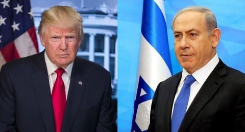 ترامب: نأمل في تسريع الاتفاق بين الإسرائيلين والفلسطينيين