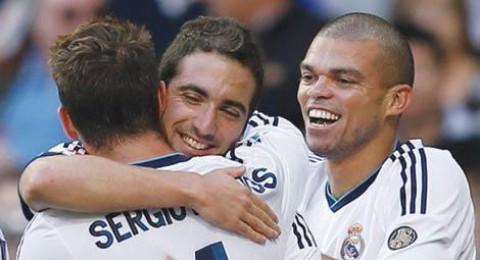 فوز سهل للريال على سيلتا فيغو (2-0)