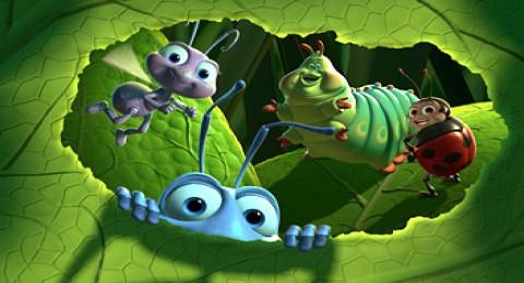 حياة حشرة مدبلج