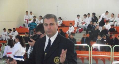 الحكم العالمي جمال سعدة يترأس بعثة المنتخب في بطولة كرواتيا المفتوحة للكراتيه