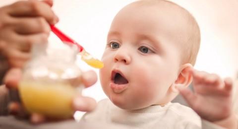 هذه هي وجبات الاطفال في الشهر السادس!