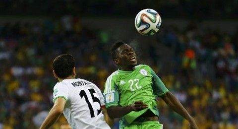 بالأرقام مباراة مملة بين نيجيريا و إيران