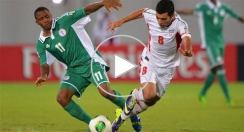 مونديال 2014: مواجهة صعبة لإيران أمام نيجيريا في مونديال البرازيل