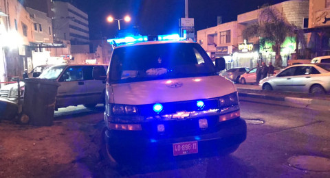جسر الزرقا: حادثا اطلاق نار وطعن منفصلين واصابة 3 مواطنين