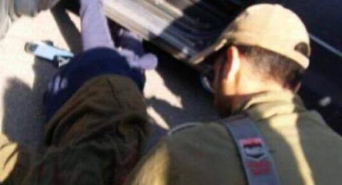 عملية دهس قرب بيت لحم، إصابة مستوطن واستشهاد المنفذ