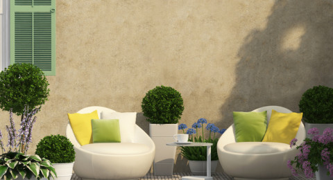 7 افكار ملهمة لديكور المنزل الصيفي