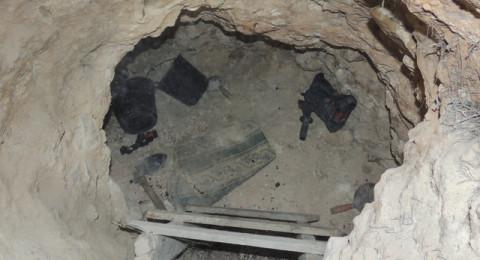 دبورية: إلقاء القبض على عصابة سرقة آثار