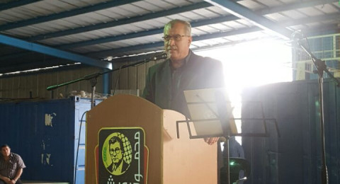 بركة: قضية الاسرى محط اجماع فلسطين موجهة ضد الاحتلال