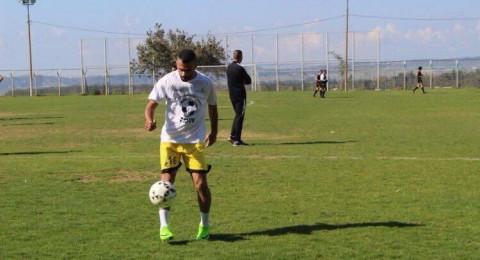 اللاعب الطمراوي عوّاد لـبكرا: كان موسم صعبا بكلّ ما تحمل الكلمة من معنى