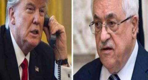 ترامب سيستقبل عباس في 3 مايو- ايار المقبل