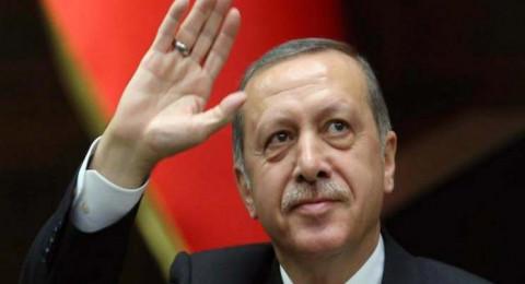 اردوغان يعلن انه سيلتقي ترامب منتصف ايار