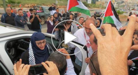 لينا جربوني: رسالتي اليوم للفصائل الفلسطينية وأدعوهم لأن يتحدوا