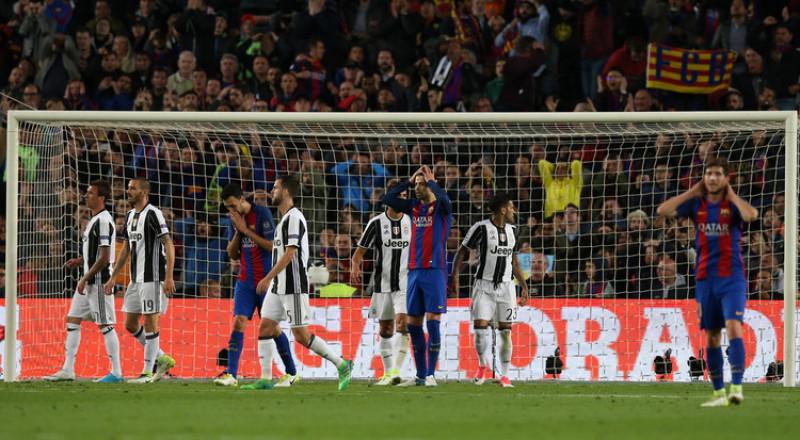برشلونة ينحني أمام السيدة العجوز