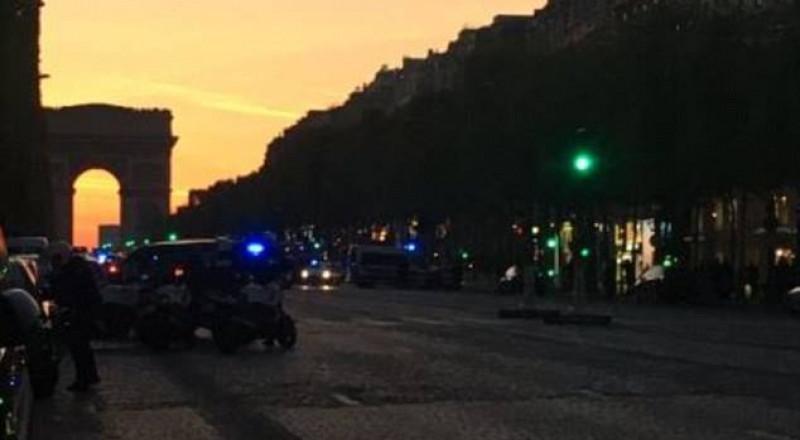 مقتل شرطى وإصابة آخر فى حادث إطلاق نار بباريس