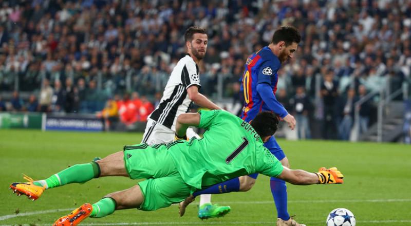 الليلة في دوري الابطال..هل سيحقق برشلونة