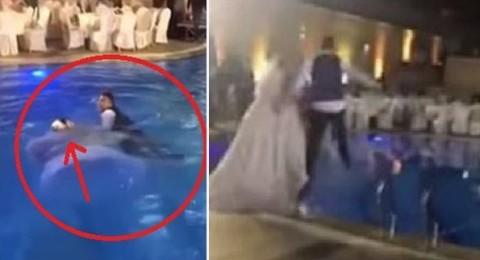 قصة عروسين حولت مواقع التواصل الإجتماعي شهر عسلهما إلى كابوس