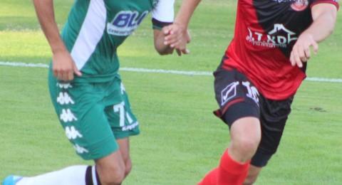 خسارة بيتية اولى للاخاء النصراوي)0-1(