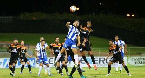 الاتحاد السخنيني يعود لمسار الانتصارات بفوزه على اشكلون (1-0)