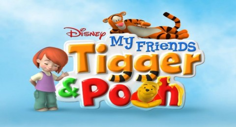 قوس قزح ويني My Friends Tigger & Pooh: Chasing Pooh - مدبلج